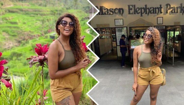 PICS: Inside Mo Setumo's Bali vacation