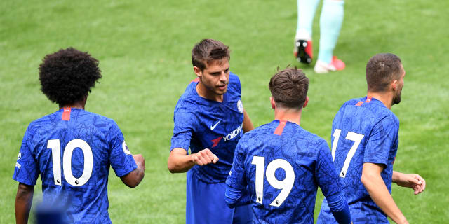 Chelsea win 7-1 in a friendly match against QPR