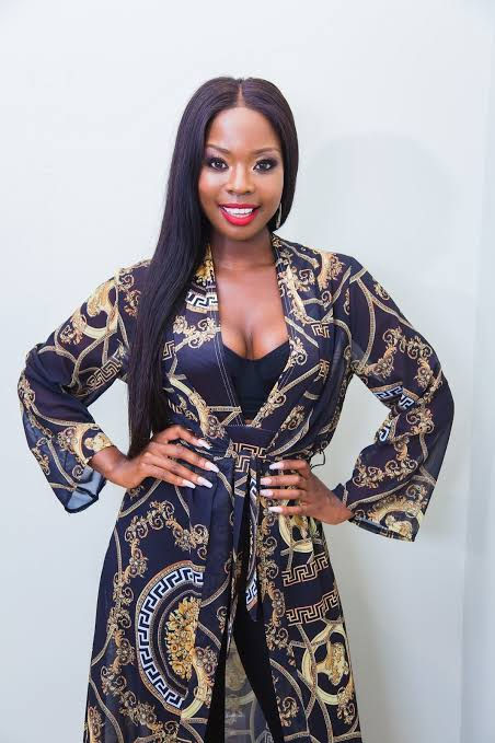 Actress Nambitha Ben-Mazwi has opened up about being diagnosed with endometriosis
