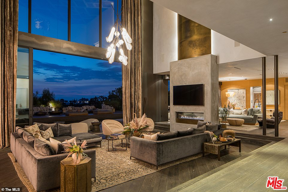 PICS: Inside Chrissy Teigen and John Legend's $23.9million mansion they're selling