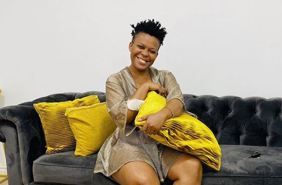 WATCH: Zodwa confronts Vusi's sister at her home