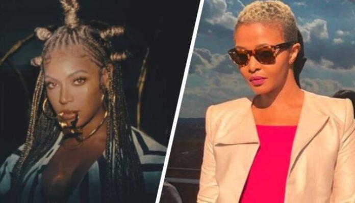 Simphiwe Dana believes Beyoncé isn't deserving to be called as Mama Africa