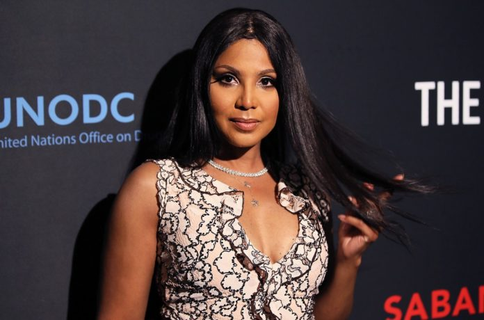 Toni Braxton wishes if she had would've had 'more sex' at a younger age
