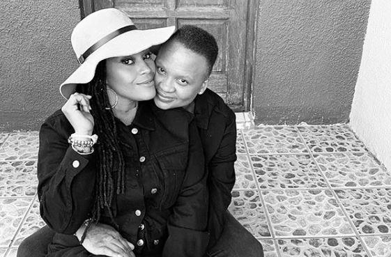 Letoya Makhene reveals on what special from Lebo