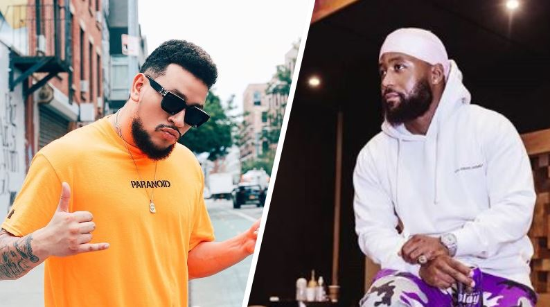 AKA responds to claims he's scared to face Cassper in a ring