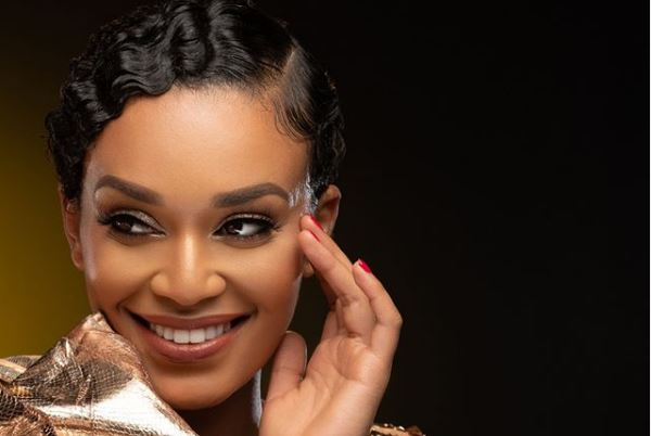 Pearl Thusi defends herself from criticism for a comment on Khanyi Mbau's father
