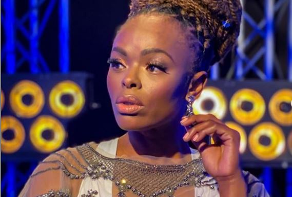 Unathi Nkayi shares her body transformation journey