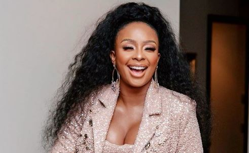 Boity Thulo launches her perfume range at R1,500