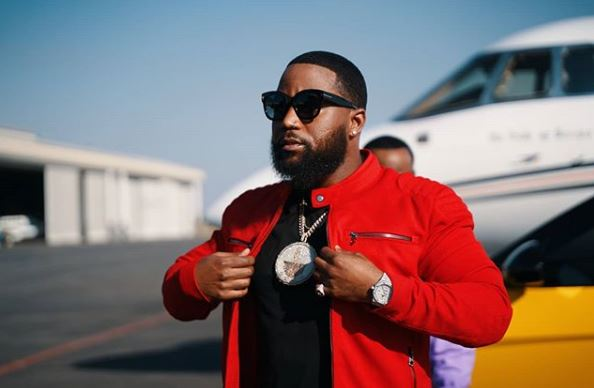 Cassper Nyovest and his boo welcome their baby boy