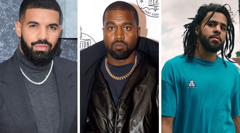 Kanye West demands apology from Drake and J Cole