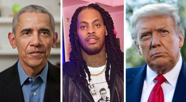 Waka Flocka roasted after he thinks Trump is better than Obama