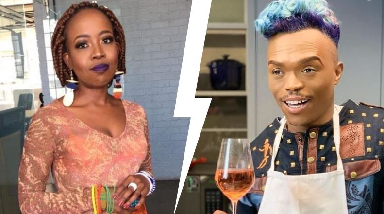 Ntsiki Mazwai drags Somizi, saying he will not make history