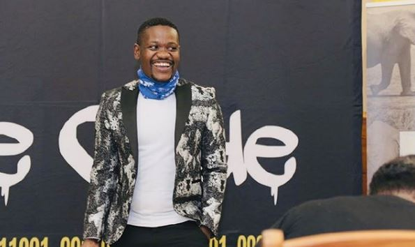 Clement Maosa launches foundation to help children