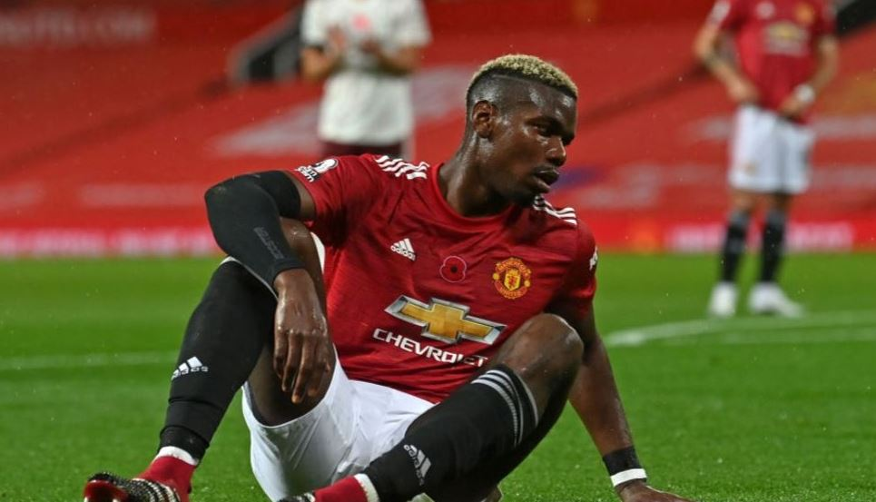Paul Pogba explains the reason they lost against Arsenal