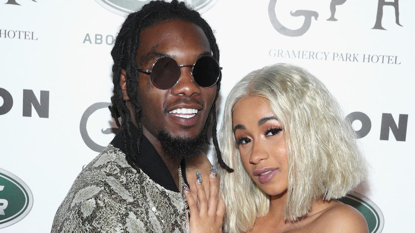 Cardi B files to call off divorce from offset