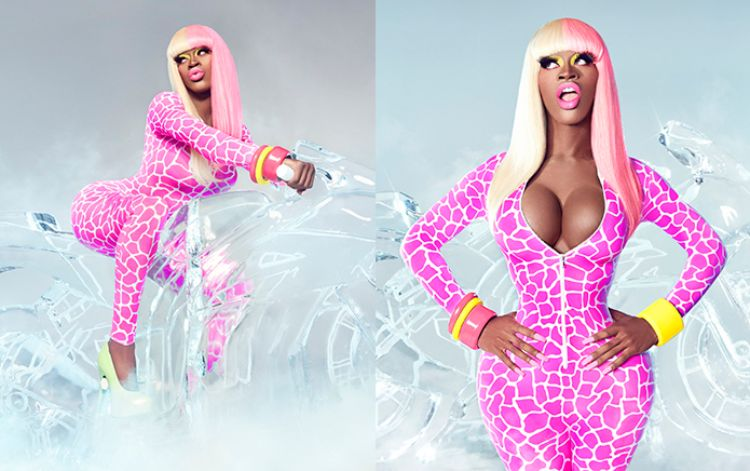 Lil Nas X responds to 50 Cent's hate over his Nicki Minaj Halloween Costume