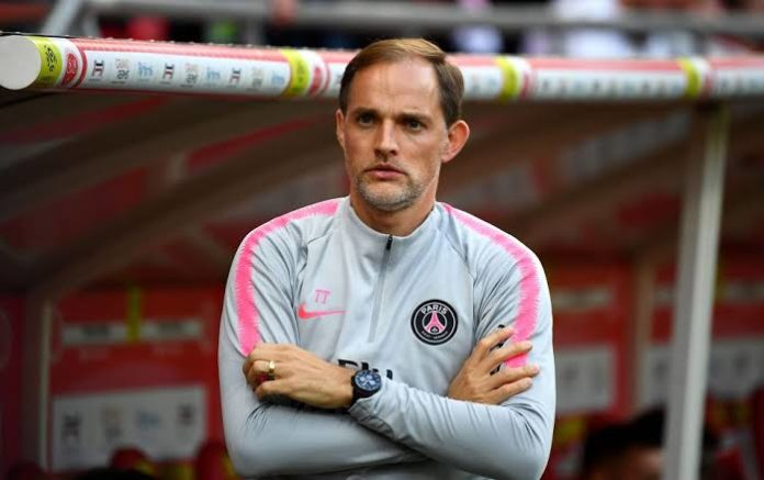 Thomas Tuchel sacked by Paris Saint-Germain