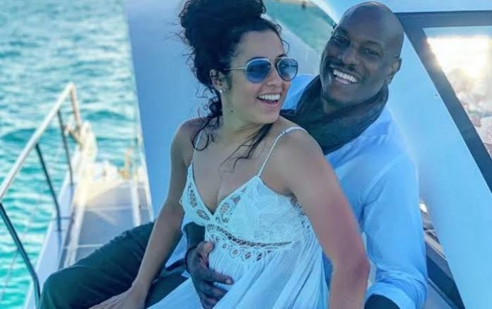 Tyrese and his wife Samantha headed for divorce