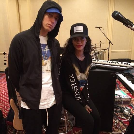 Eminem apologises to Rihanna for siding Chris Brown in 2009 assault