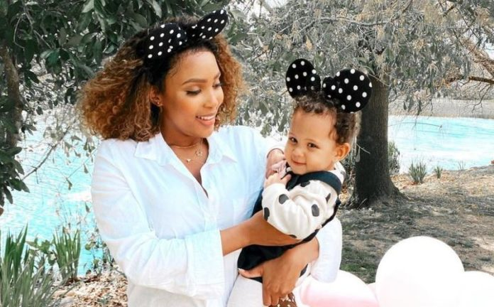 Linda Mtoba claps back at hate for breastfeeding her 15-month-old daughter
