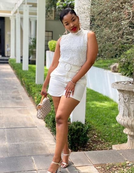 Zinhle Mabena in court in connection of attempted murder
