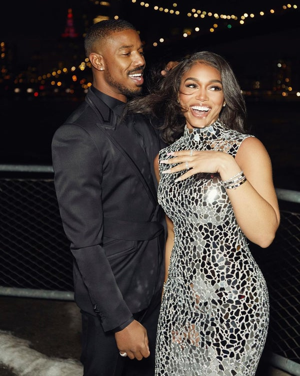 Steve Harvey believes something good in Michael B. Jordan, as he hopes relationship with his daughter, Lori Harvey, could lastly following her past relationships.