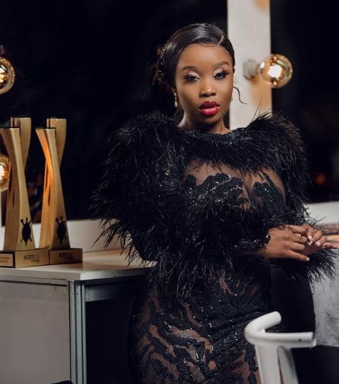DJ Sithelo Shozi found herself on Twitter trends after some users accuse her of being sexual predator in relation to her relationship with Andile Mpisane.
