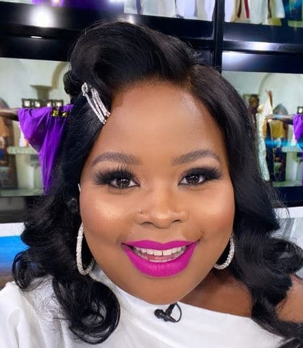 Comedian Lesego Tlhabi has slammed US TV personality Sharon Osbourne after backing Piers Morgan for his opposite thoughts against Meghan Markle.