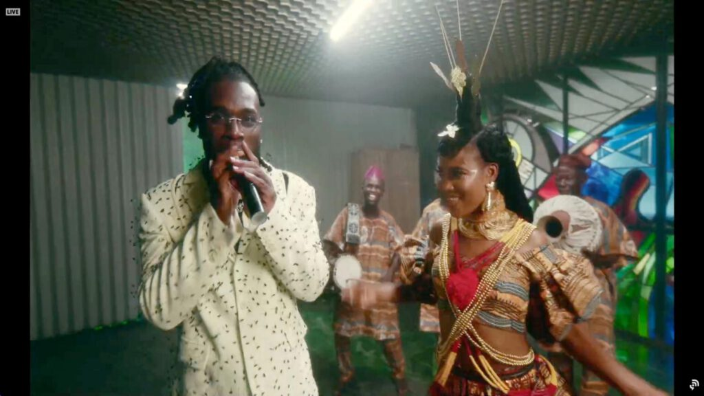 AKA praises Burna Boy after Grammys win