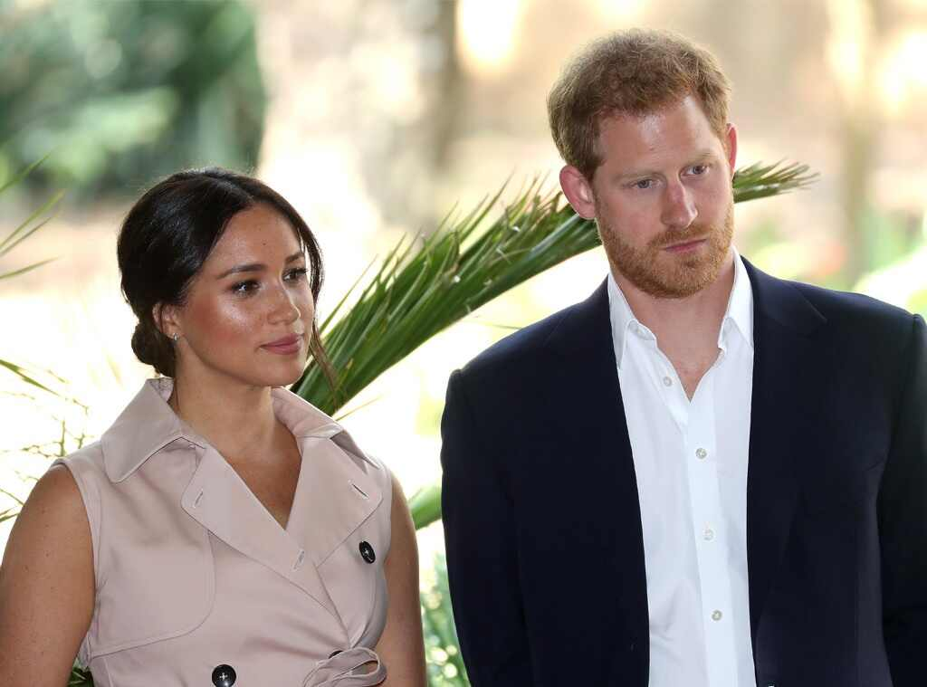 Meghan Markle & Harry talk about racism in Palace, and suicidal thoughts