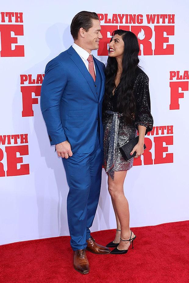 John Cena opens up possibility of having kids